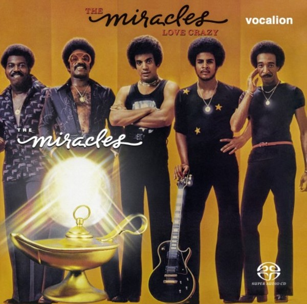 The Miracles: Love Crazy & Miracles