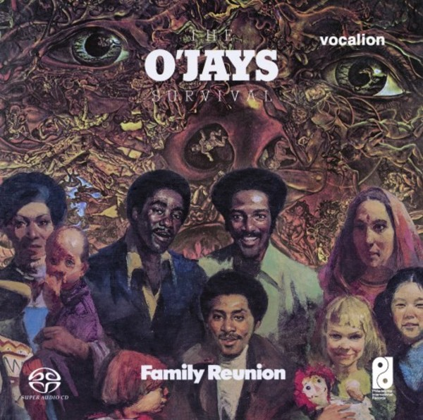 The O'Jays: Survival & Family Reunion