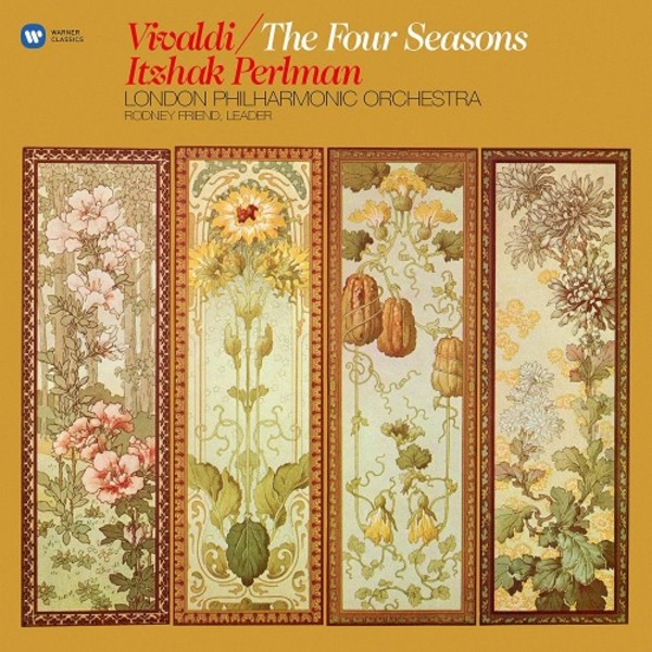 Vivaldi - The Four Seasons (Vinyl LP)