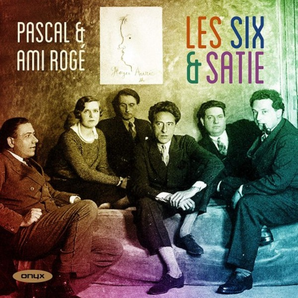 Les Six & Satie - Works for Piano 4-Hands