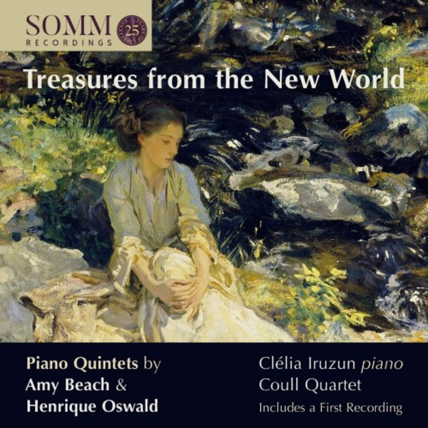 Treasures from the New World: Piano Quintets by Beach & Oswald