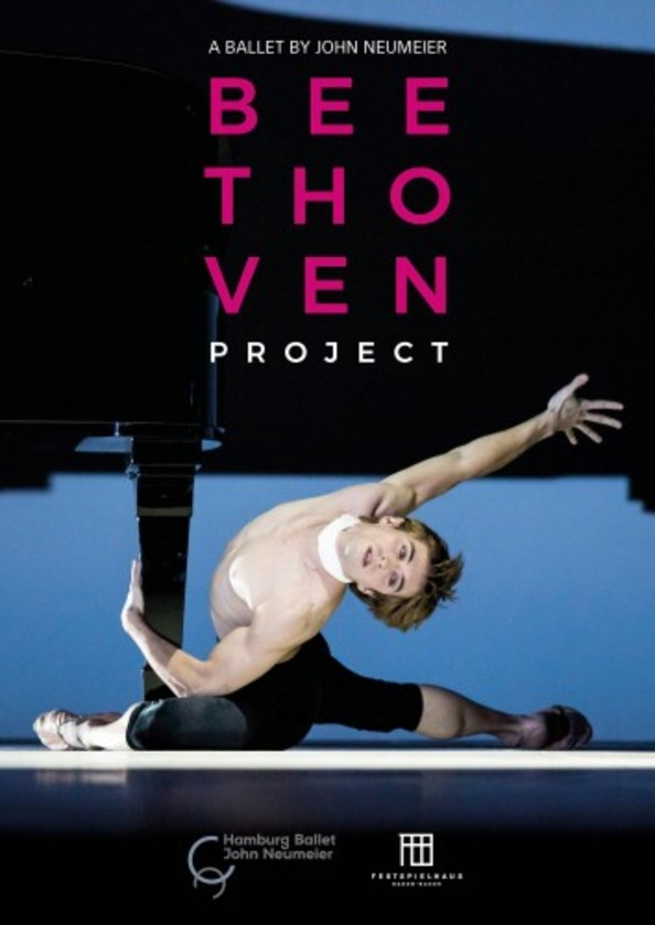 Beethoven Project: A Ballet by John Neumeier (DVD)