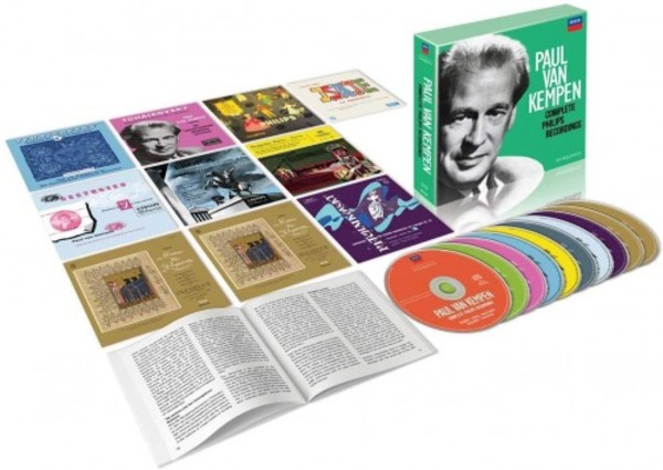 Paul van Kempen: Complete Philips Recordings