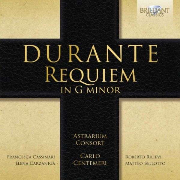 Durante - Requiem in G minor | Brilliant Classics 96027