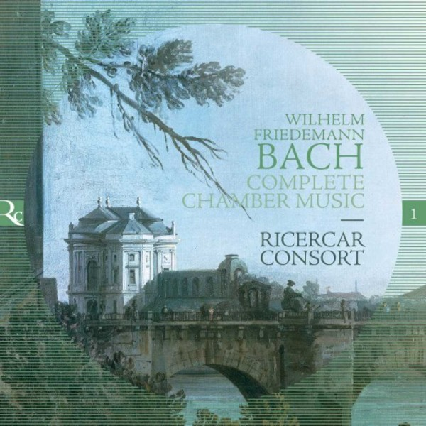 WF Bach - Complete Chamber Music
