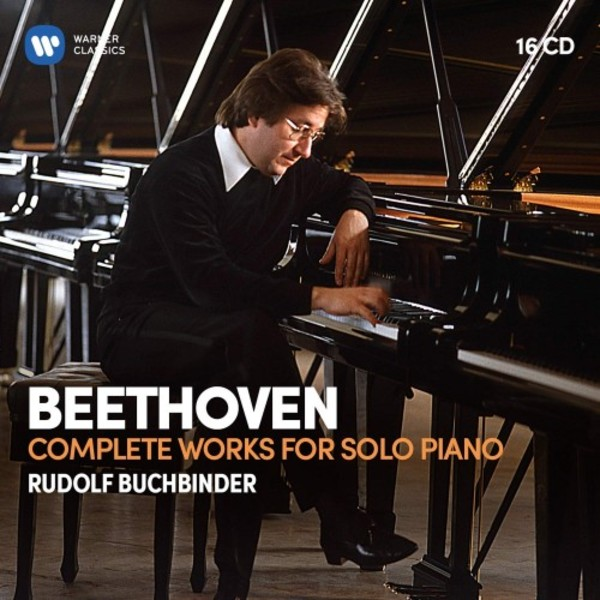 Beethoven - Complete Works for Solo Piano