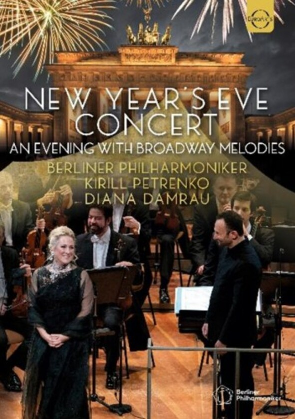 New Year�s Eve Concert 2019: An Evening with Broadway Melodies (Blu-ray)