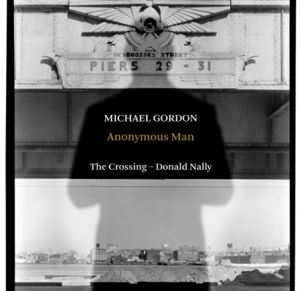 Michael Gordon - Anonymous Man | Cantaloupe CA21154