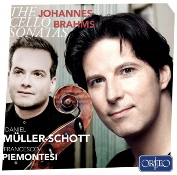 Brahms - The Cello Sonatas | Orfeo C979201