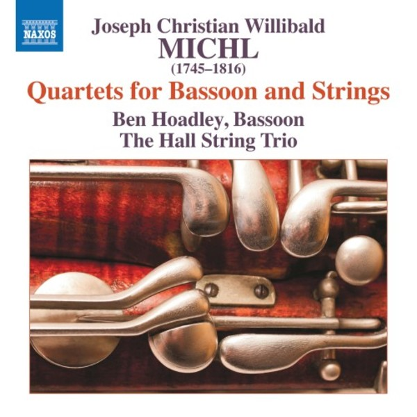 Michl - Quartets for Bassoon and Strings
