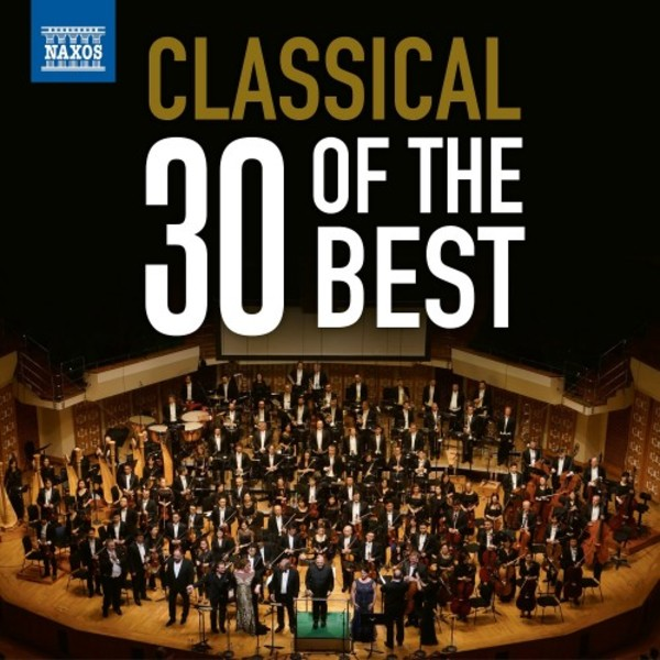 Classical Music: 30 of the Best | Naxos 857835556