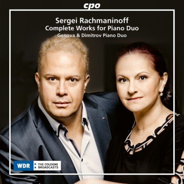 Rachmaninov - Complete Works for Piano Duo
