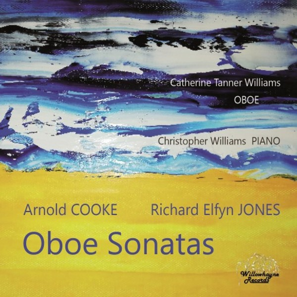 A Cooke & RE Jones - Oboe Sonatas | Willowhayne Records WHR063
