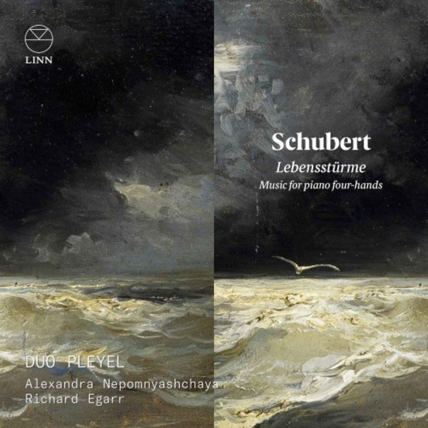 Schubert - Lebenssturme: Music for Piano 4-hands