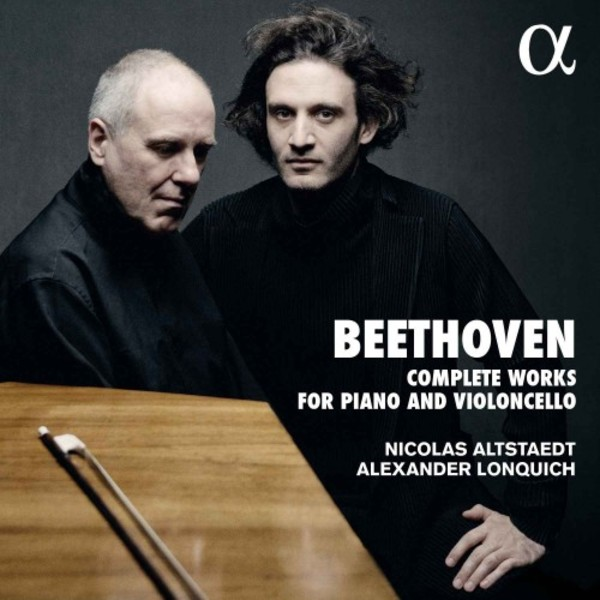 Beethoven - Complete Works for Piano and Cello