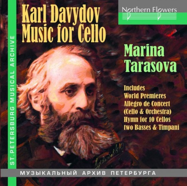 Davidoff - Music for Cello