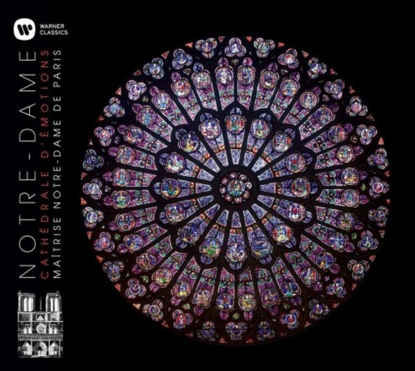 Notre Dame: Cathedral of Emotions (Vinyl LP)