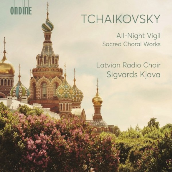 Tchaikovsky - All-Night Vigil, Sacred Choral Works