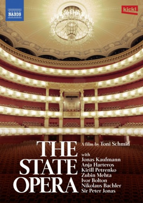 The State Opera: A Film by Toni Schmid (DVD)