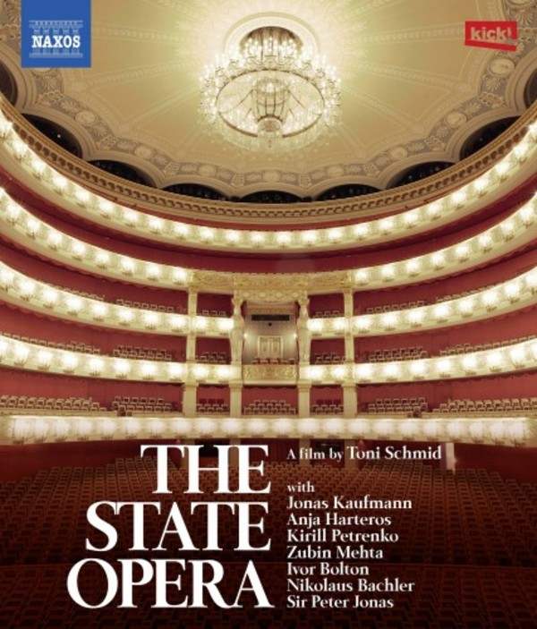 The State Opera: A Film by Toni Schmid (Blu-ray)
