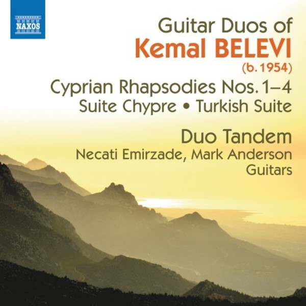 Belevi - Guitar Duos: Cyprian Rhapsodies, Suite Chypre, Turkish Suite