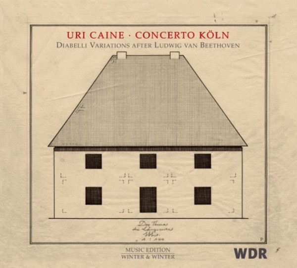 Beethoven-Caine - Diabelli Variations