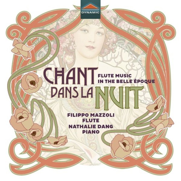 Chant dans la nuit: Flute Music in the Belle Epoque