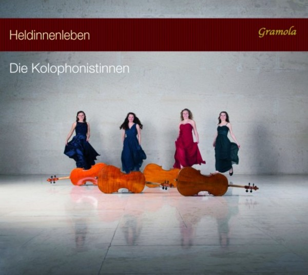 Heldinnenleben: Music for Cello Quartet