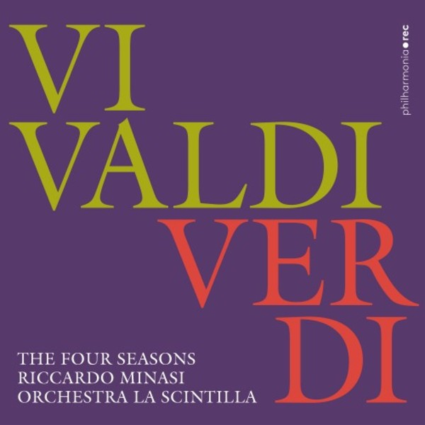 Vivaldi & Verdi - The Four Seasons