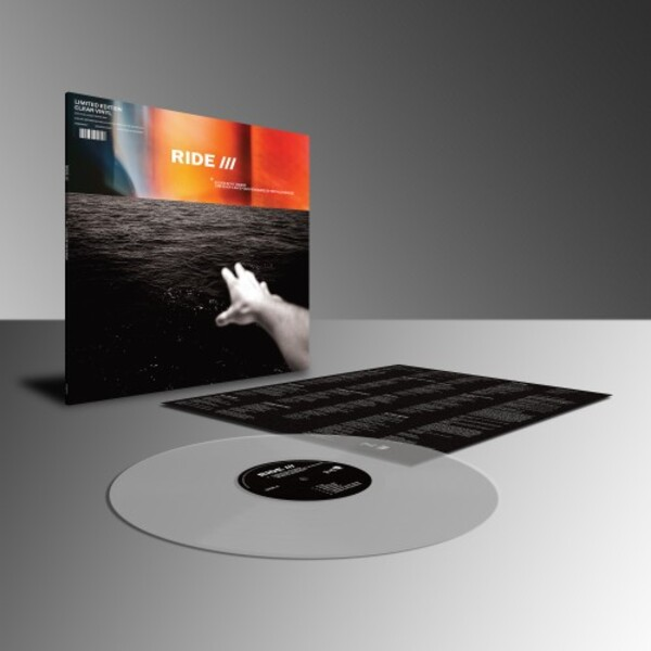 Clouds in the Mirror: �This is Not a Safe Place� Reimagined by Petr Aleksander (Limited Edition Clear Vinyl LP)