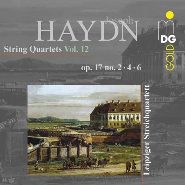 Haydn - String Quartets Vol.12: Op.17 nos 2, 4 & 6