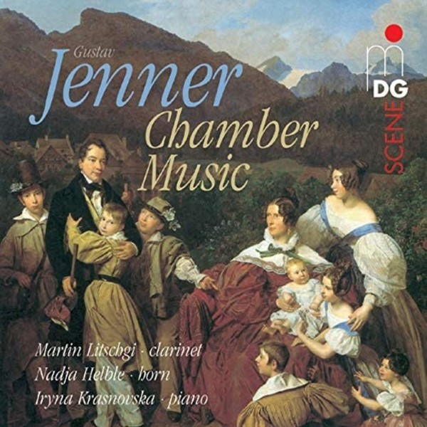 Jenner - Chamber Music with Clarinet
