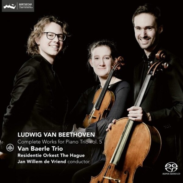 Beethoven - Complete Works for Piano Trio Vol.5