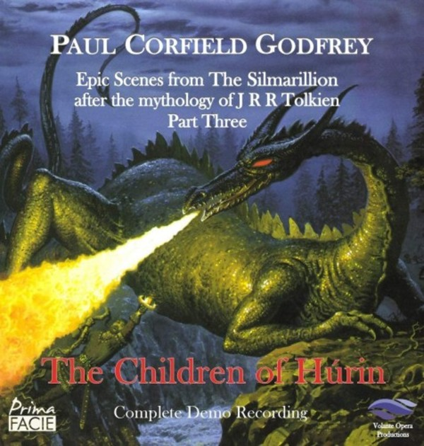 PC Godfrey - Epic Scenes from The Silmarillion Part 3: The Children of Hurin