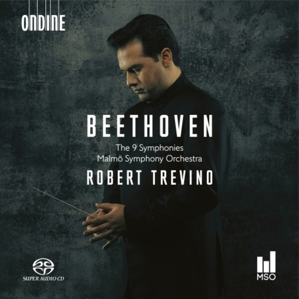 Beethoven - The 9 Symphonies | Ondine ODE13485Q