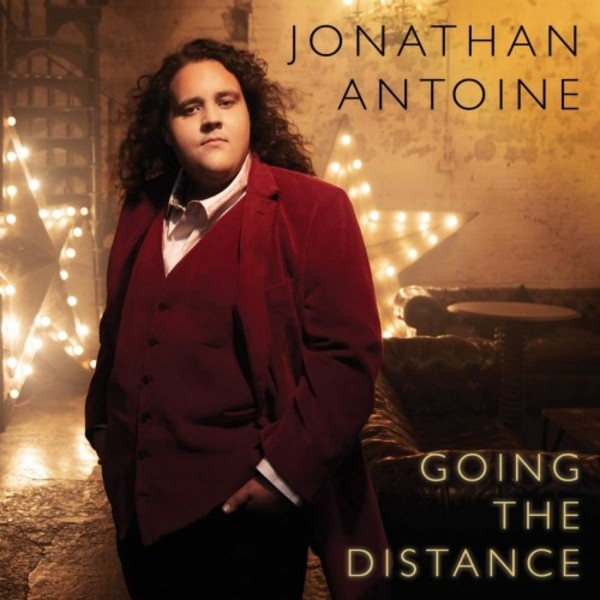 Jonathan Antoine: Going the Distance (CD + DVD)