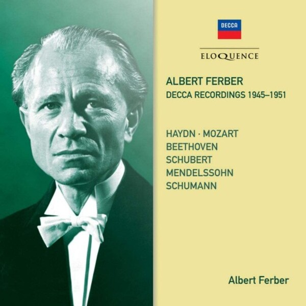 Albert Ferber: Decca Recordings 1945-1951