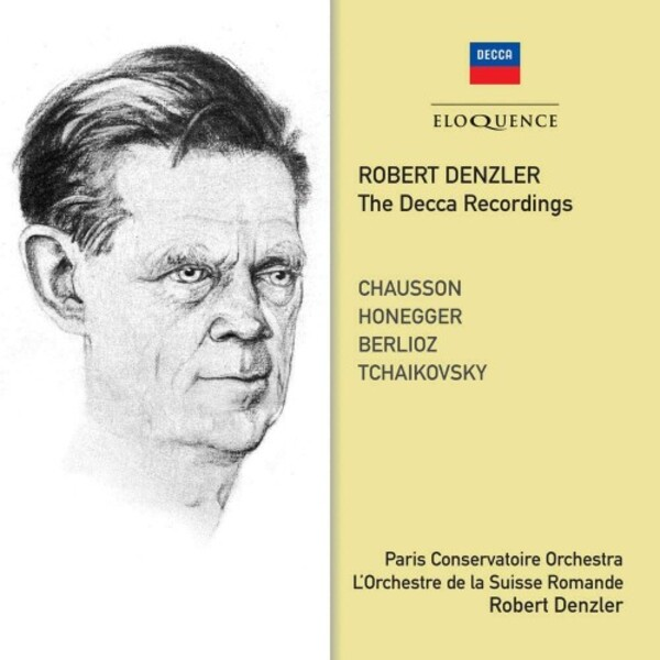 Robert Denzler: The Decca Recordings