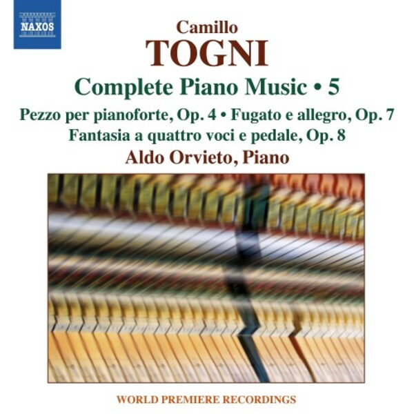Togni - Complete Piano Music Vol.5