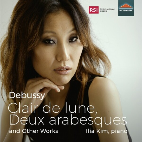 Debussy - Clair de lune, Deux arabesques and Other Works
