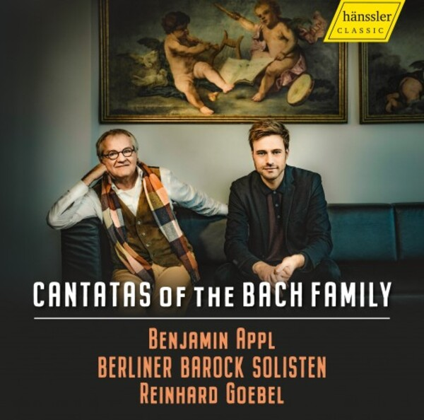 Cantatas of the Bach Family | Haenssler HC19081