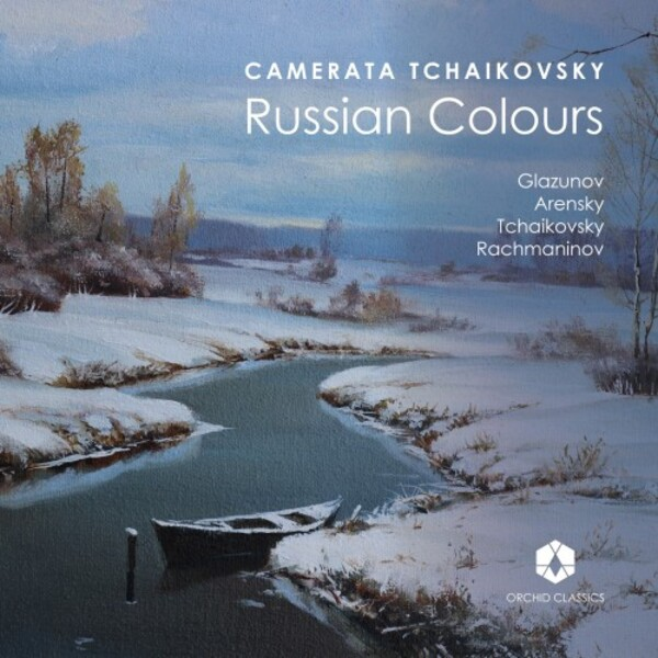 Russian Colours (Vinyl LP)