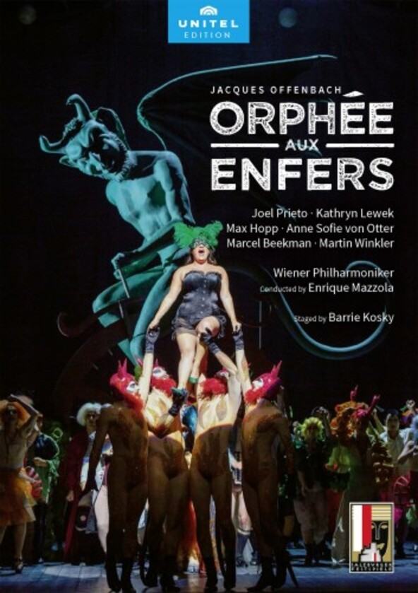 Offenbach - Orphee aux Enfers (DVD)