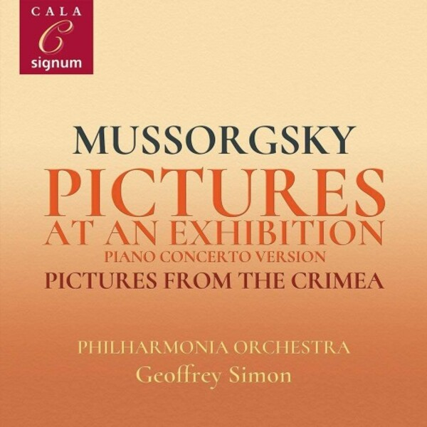 Mussorgsky - Pictures at an Exhbition, Pictures from the Crimea