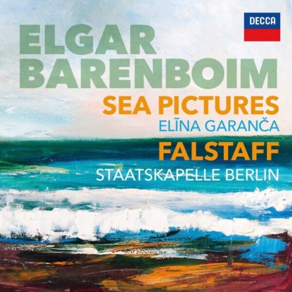 Elgar - Sea Pictures, Falstaff
