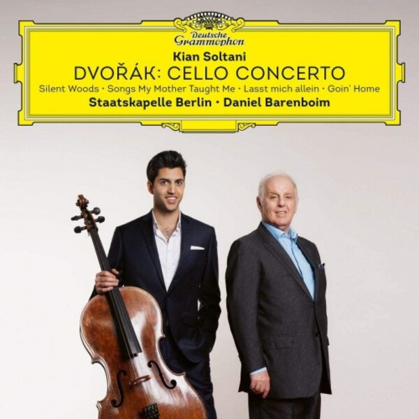 Dvorak - Cello Concerto, Silent Woods, Songs My Mother Taught Me, etc.