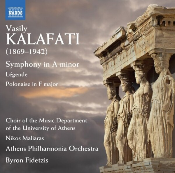 Kalafati - Symphony in A minor, Legende, Polonaise