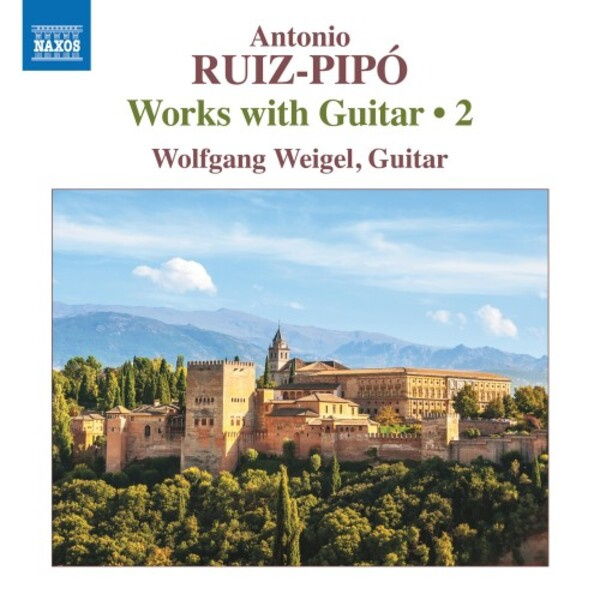 Ruiz-Pipo - Works with Guitar Vol.2