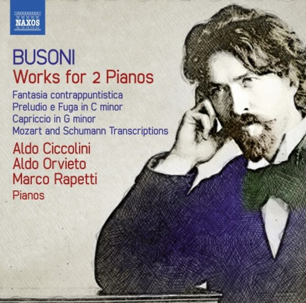 Busoni - Works for 2 Pianos