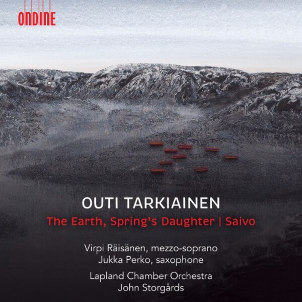 Tarkiainen - The Earth, Spring�s Daughter & Saivo